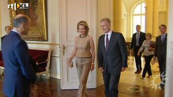 RTL Boulevard Korte voorbereidingstijd troonwisseling Belgie
