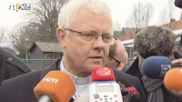 RTL Nieuws Bisschop: 'Een zware dag'
