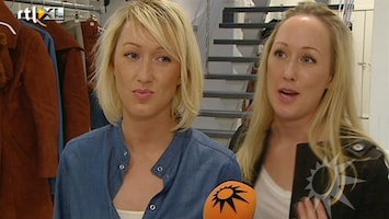 RTL Boulevard Twin Couture boomschors jassen