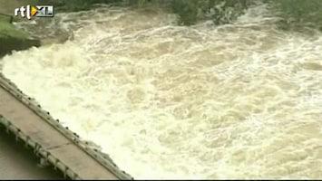 RTL Nieuws VS laat dam overstromen