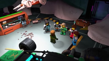 LEGO Ninjago: Secrets Of The Forbidden Spinjitzu Afl. 11
