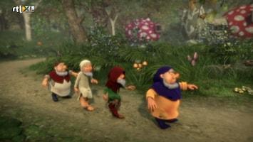 Sprookjesboom - De Zeven Geitjes