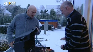 Herman Den Blijker: Kerst Zonder Herrie - Kreeft In De Sneeuw
