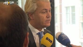 RTL Nieuws Voorzitter senaat ontkent weren Wilders