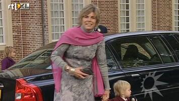 RTL Boulevard Prinses Laurentien geeft les over het milieu