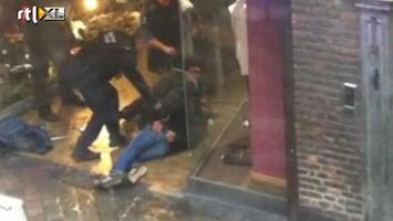 RTL Nieuws Golf van geweld in Luik
