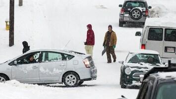 RTL Nieuws Doden door sneeuwstorm VS