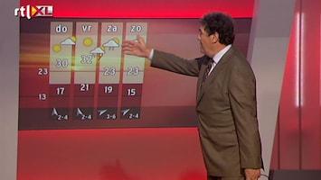 Editie NL 'Vrijdag wordt snikhete dag'