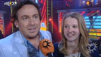 RTL Boulevard Laura wint The Voice Kids