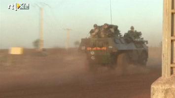 RTL Nieuws Frans grondoffensief in Mali begonnen