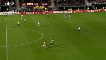 Rtl Voetbal: Uefa Cup - Rtl Voetbal: Uefa Europa League Az - Udinese (samenvatting) /7
