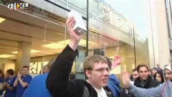 RTL Nieuws iPhone-gekte in Oberhausen