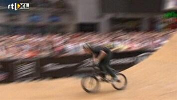 RTL Nieuws BMX'en op Times Square