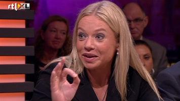 RTL Late Night Minister Plasschaert legt uit