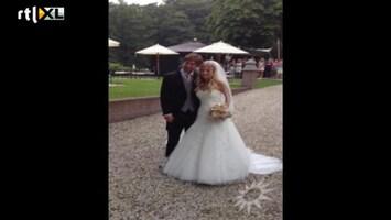 RTL Boulevard Jennifer Ewbank getrouwd