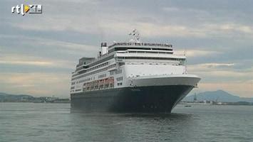 RTL Nieuws Dode op cruiseschip Holland America Lijn