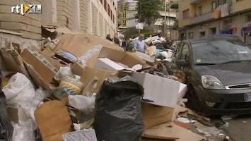 RTL Nieuws Twijfels over verbranding Italiaans afval