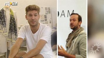 RTL Boulevard Modeontwerper Martijn Nekoui start platform MOAM collective