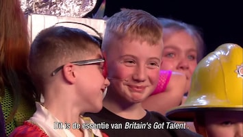 Het Beste Van Got Talent Worldwide - Afl. 1