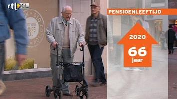 RTL Nieuws Erop of eronder voor pensioenakkoord