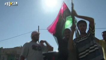 RTL Nieuws Rebellen Libië rukken op