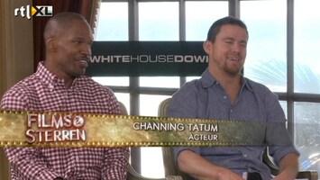 Films & Sterren White House Down