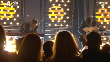 RTL Nieuws Grammy's voor Gotye, Black Keys, Mumford and Sons
