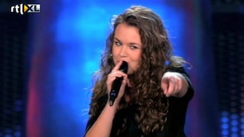 The Voice Of Holland Sansika de Groot - You Know I'm No Good