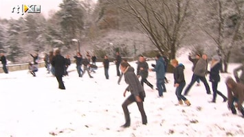Editie NL Het grote sneeuwballengevecht