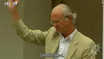 RTL Boulevard Carl Gustaf 40 jaar op de Zweedse troon