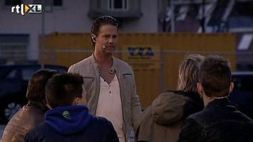 RTL Nieuws Danny de Munk als Jezus in Rotterdam