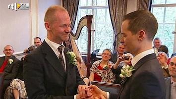 RTL Nieuws Verenigd Koninkrijk gaat homohuwelijk toestaan