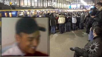 RTL Boulevard Agent schiet jongen dood op station