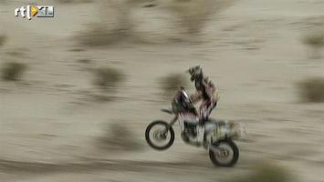 Rtl Gp: Dakar 2012 - Dag 12: De Motoren