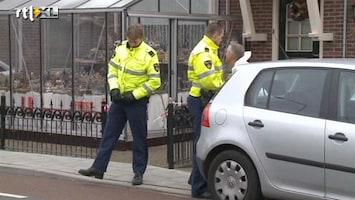 RTL Nieuws Brute overval in Oostzaan