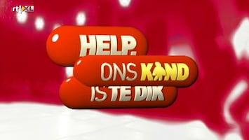 Help, Ons Kind Is Te Dik - Afl. 8