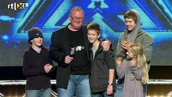 Het Beste Van X Factor Worldwide - Andrew Zingt Adele