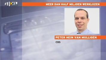 RTL Nieuws CBS: hele arbeidsmarkt verslechterd
