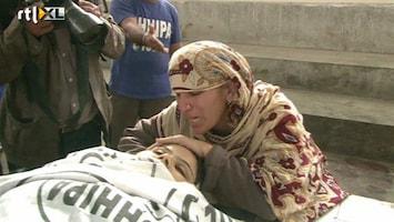 RTL Nieuws VN zwicht voor geweld Pakistan