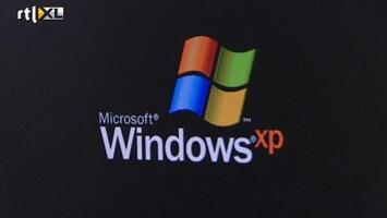 RTL Nieuws Microsoft stopt met beveilingsupdates Windows XP