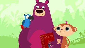 StoryZoo Verdwaald in het bos