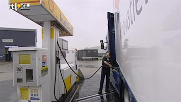 Rtl Transportwereld - Besparen Met Shell Fuelsave Partner