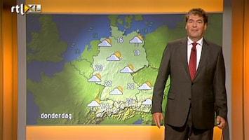 RTL Nieuws Vakantieweer: 't blijft heet in Zuid-Europa