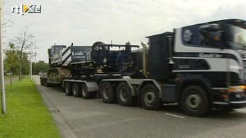 RTL Transportwereld Kandt zwaar transport