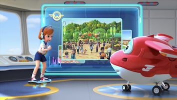 Super Wings - De Rollende Pompoen