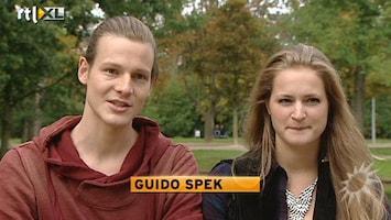 RTL Boulevard Guido en Desi over auditie The voice of Holland
