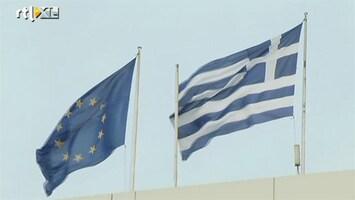 RTL Nieuws Grieks referendum over akkoord EU-top