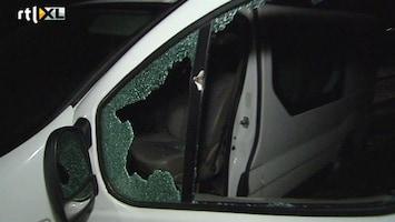 RTL Nieuws Schoten bij achtervolging autodief