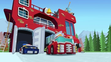 Rescue Bots You?ve been squilshed