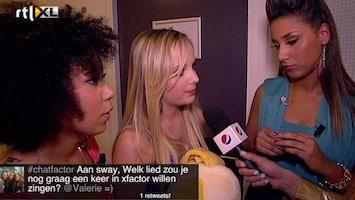 X Factor Sway te braaf?